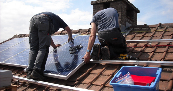 How Solar Panels Can Help You Save Time and Money Around the House