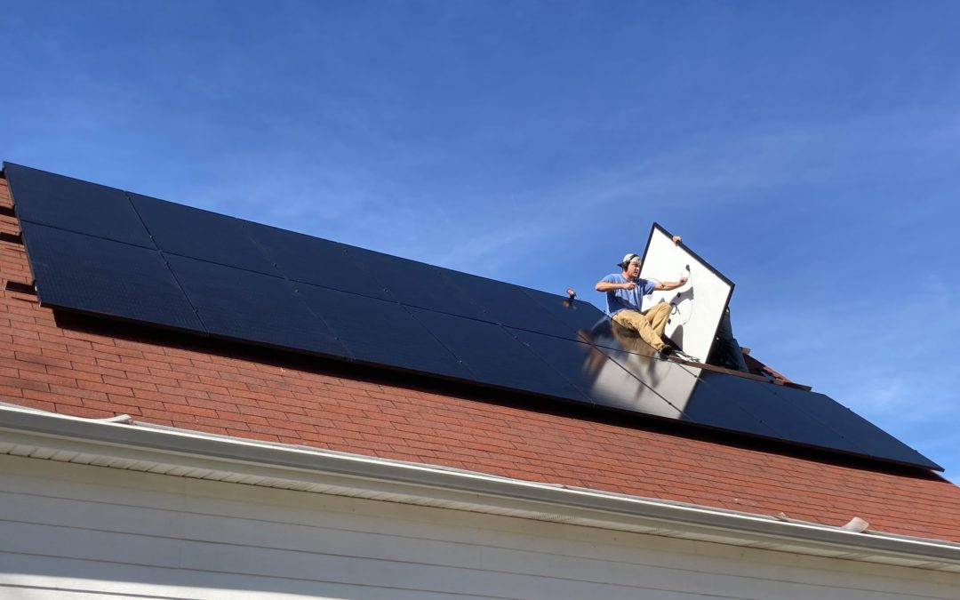3 Benefits of Engaging the Services of a Solar Panel Maintenance Company